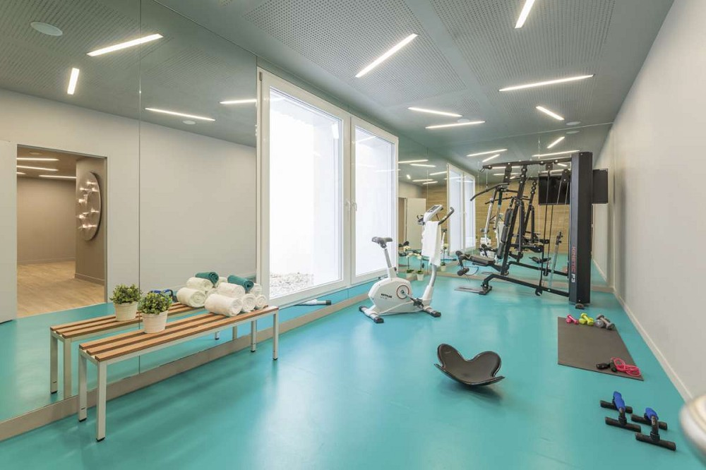 Appart'city confort paris velizy - salle de fitness