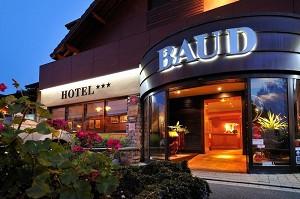 Baud Hotel Restaurant - Exterior