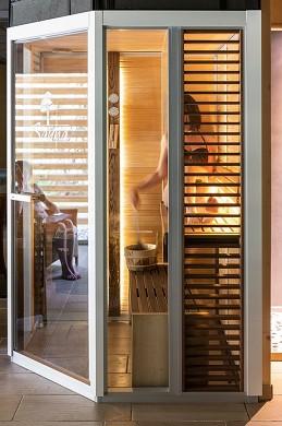 Domaine la gentilhommiere - zona de sauna / hammam