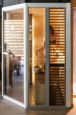 Domaine la gentilhommiere - area sauna / hammam