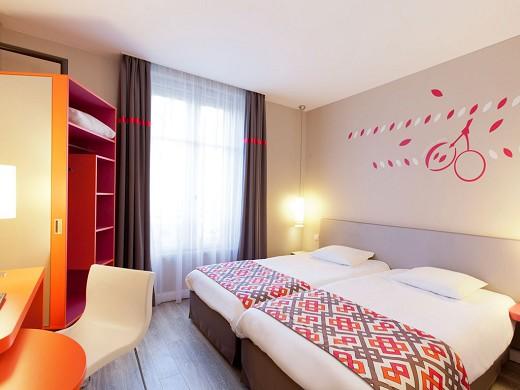 Ibis Styles Central Dijon - double room