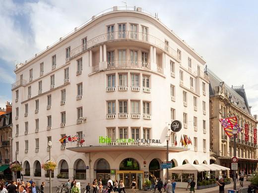 Ibis Styles Central Dijon - 3 star hotel for a seminar in dijon