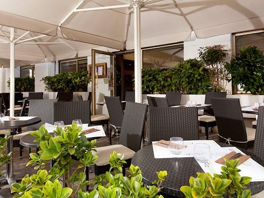 Ibis Styles Central Dijon - Terrace