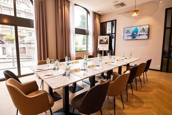 Ibis styles dijon central - meeting room