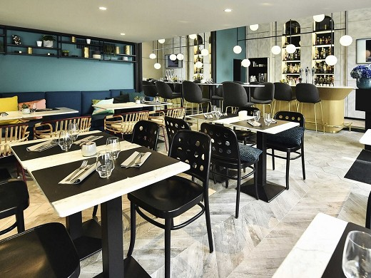 Ibis Styles Central Dijon - Restaurant