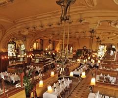 Brasserie Excelsior - lugar de la recepción de Nancy