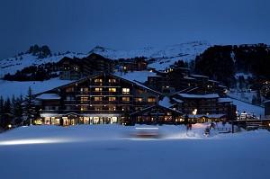 Hotel Mont Vallon - Hotel per seminari a Meribel