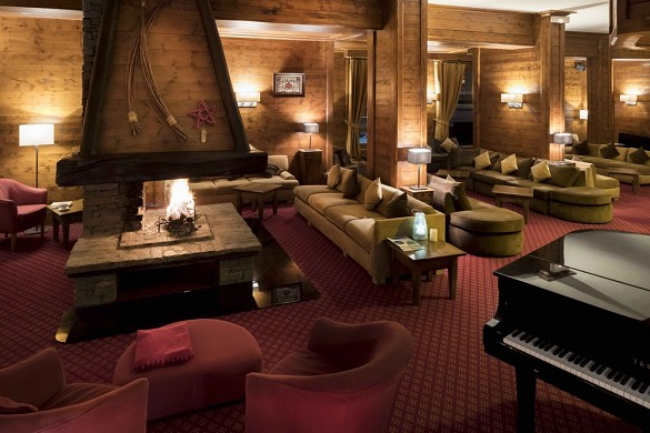 Hotel Mont Vallon - innen