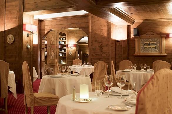 Hotel Mont Vallon - Restaurant