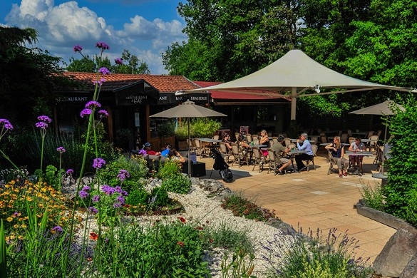 Souillac golf country club - terrazza