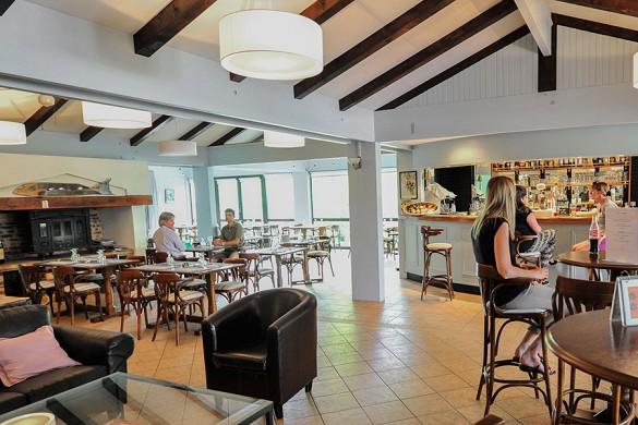 Souillac golf country club - ristorante