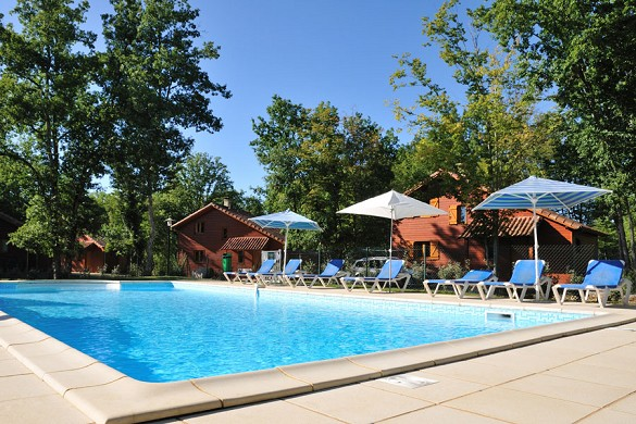 Souillac golf country club - piscina del residence