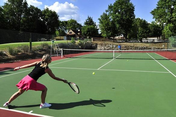 Souillac golf country club - residenza di tennis