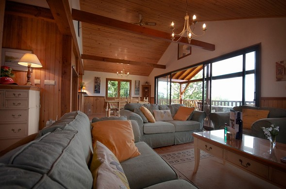 Souillac golf country club - lodge