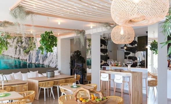 Hotel of the beach mahogany - bar
