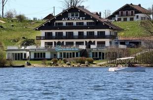 Casa de campo pelo lago - em vez de seminário gérardmer