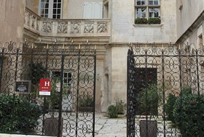 Hotel d'Haussonville - estrelas 4 para seminários