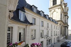 Seminar room: Hôtel des Prelats -