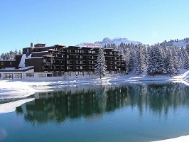 Mercure Courchevel - Il Mercure in inverno