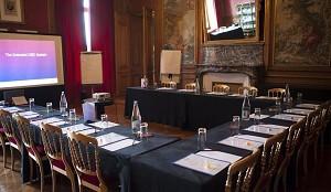 Interview Salon - Château de Ferrières