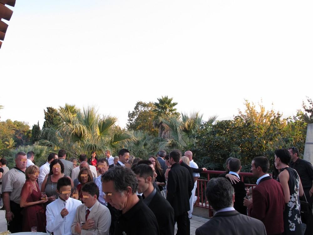 The Mediterranean - organization of events