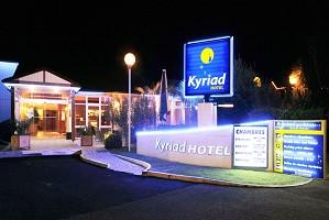 Kyriad Nimes Ouest - star hotel 3 seminarios Nîmes