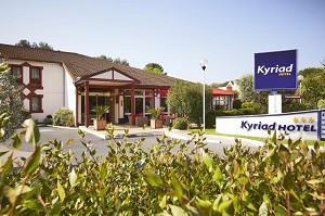 Kyriad Nîmes Ouest - Hotel per seminari a Nîmes