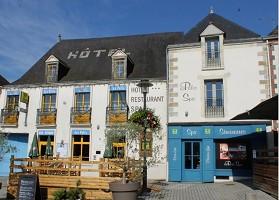 Hotel Restaurant Les Palis - Frontage