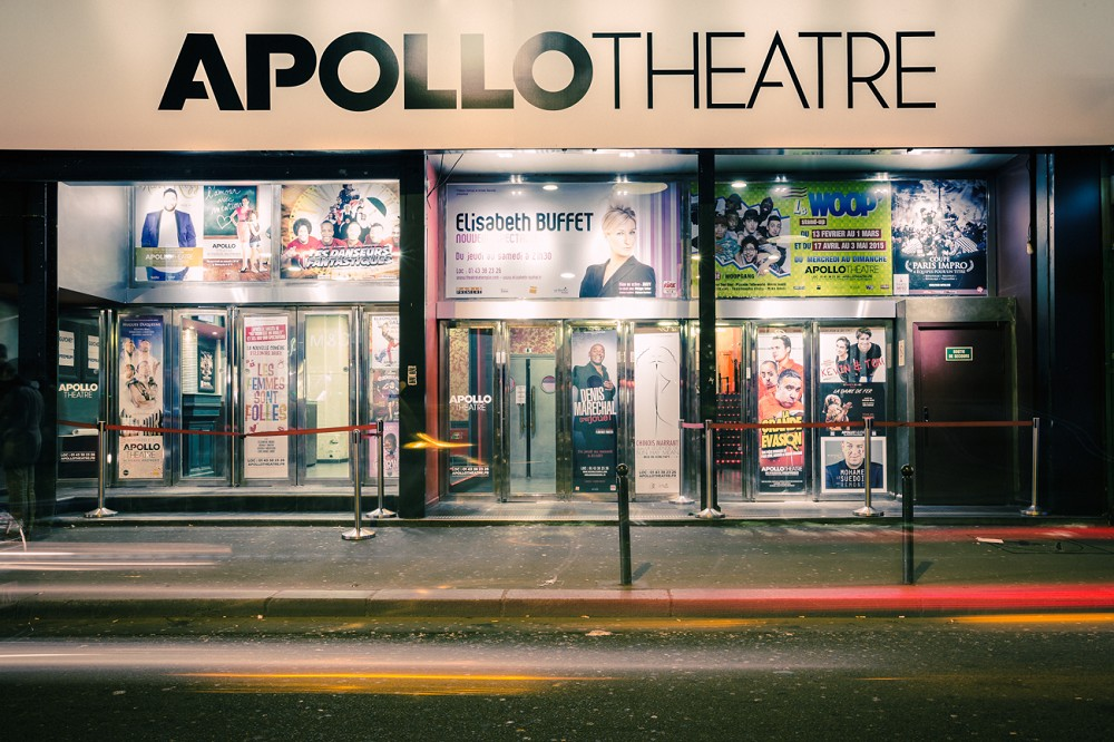 Teatro Apollo - Apollo Theater