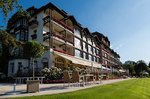 Evian Resort - Hotel for study days and residential seminars