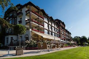 Evian Resort - Hotel en jornadas de estudio y seminarios residenciales