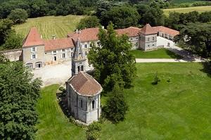 Castello di Saint-Loup en Albret - Seminario di Montagnac sur Auvignon
