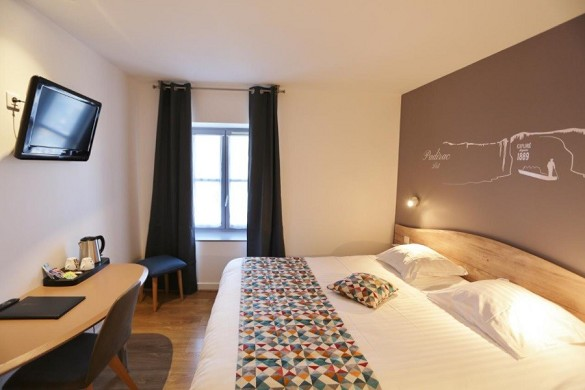Best western hotel le pont d'or - camera