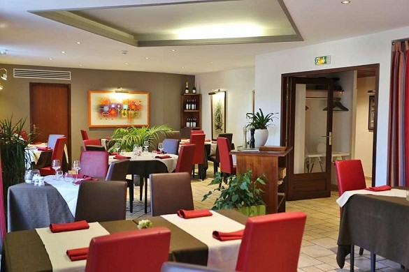 Best western hotel le pont d'or - ristorante