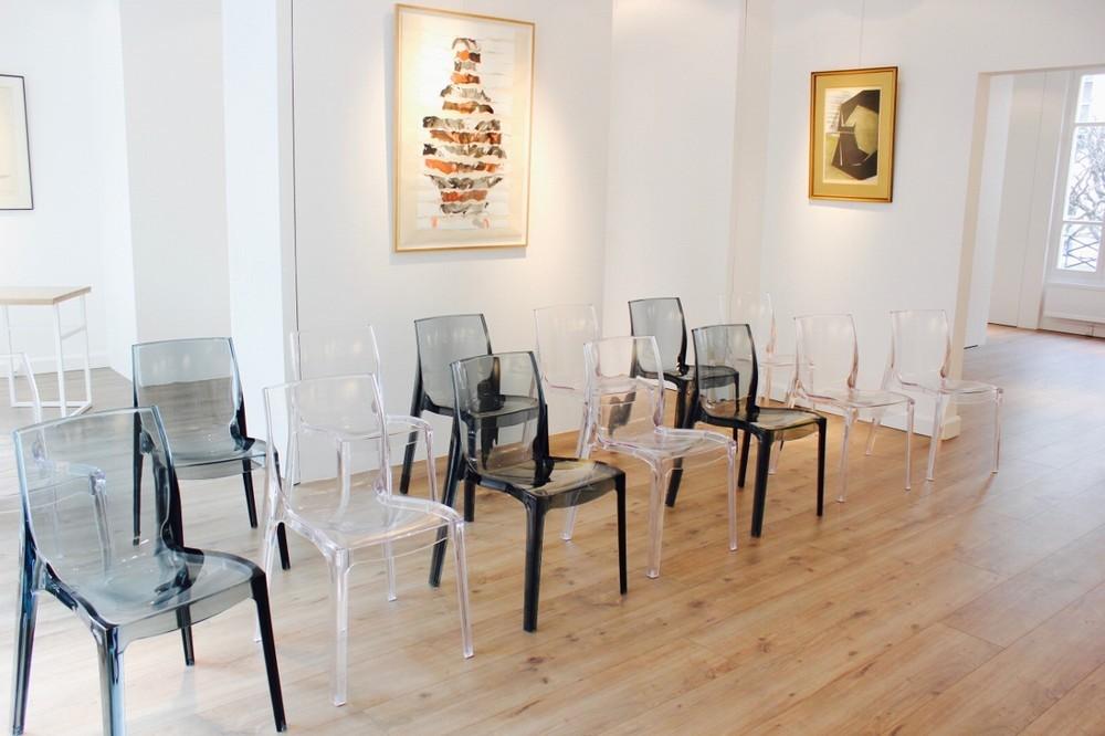 La galería 38 - interior