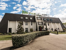 Ibis Styles Toulouse Labege - Exterior