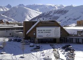 Sport- und Kongresszentrum Alpe d'Huez - Seminar Alpe d'Huez