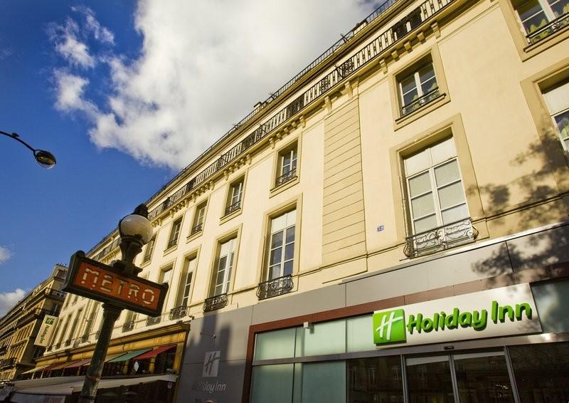 Holiday inn paris opera - boulevards - Front