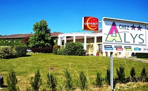 Alys Bourg en Bresse Süd - Hotel außerhalb **