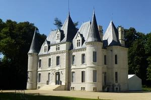 Castelo de bocejo - seminário Vendeuvre-du-Poitou