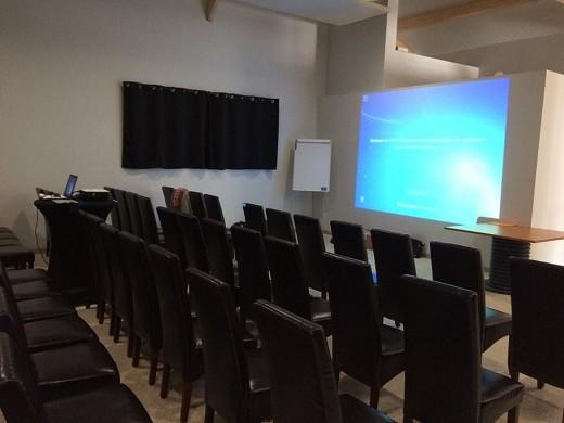Castello di sbadiglio - sala seminari