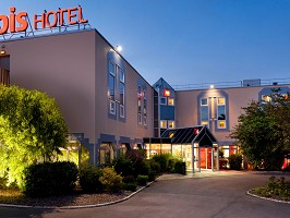 Ibis Aulnay Paris Nord Expo - 3 star hotel for business seminars