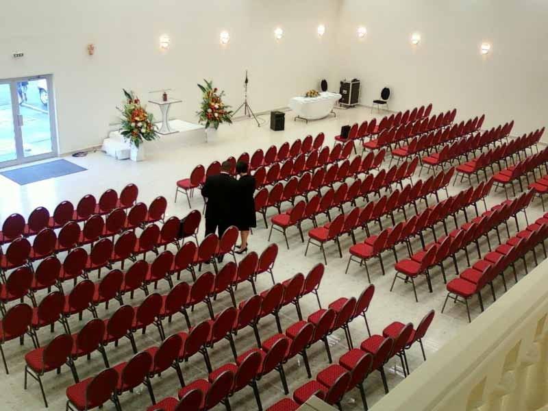 Espace Melinda Salle Seminaire Saint Denis 93