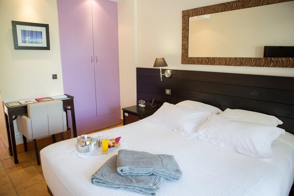 Hotel de la Roya - Camera standard