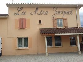 Hotel Restaurant La Mère Jacquet - Front