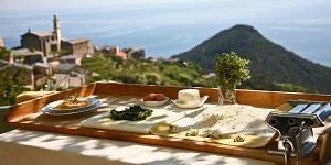 Hotel Restaurant La Corniche - Terrazza
