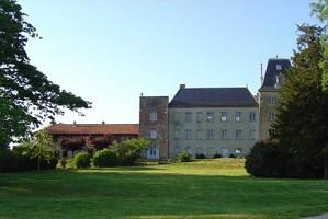 Castle Montribloud - outside