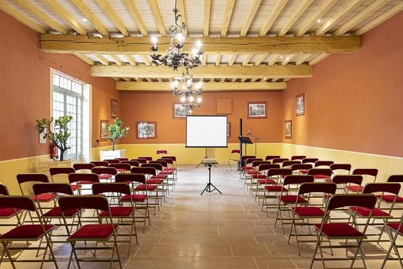 Castle of Chavagneux - seminars