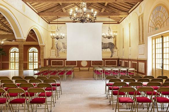 Chavagneux Castle - Plenary Hall