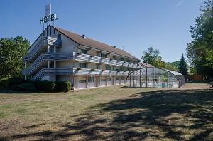 Brit Hotel Nancy Sud Lunéville - Esterno